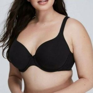 Cacique 42DDD lightly lined full coverage bra 0735